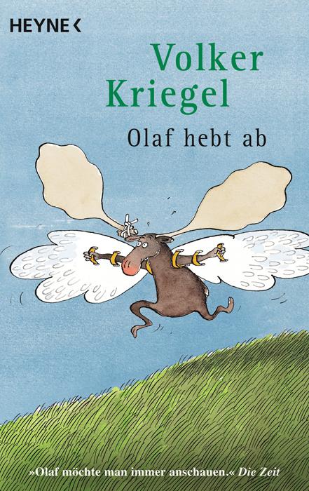 Volker Kriegel / Olaf Hebt Ab / 9783453408388 Het Comfort Van Het Volk Aanpassen