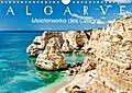 9783665562465 - Dieter Meyer: Algarve - Meisterwerke des Ozeans (Wandkalender 2017 DIN A4 quer) - Im wilden Westen der Algarve haben die Kräfte der Natur den weichen Sandstein im türkisblauen Wasser zu beeindruckenden Felsformationen geformt. (Monatskalender, 14 Seiten ) - کتاب