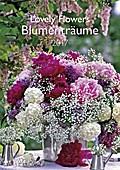 Blumenträume 2017 - Wandkalender A3