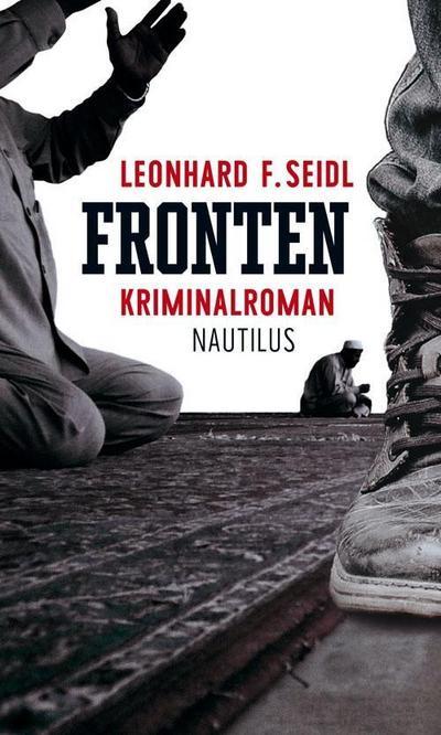 Fronten: Kriminalroman