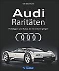 Audi Geschichte: Audi Raritäten -  Prototypen ...