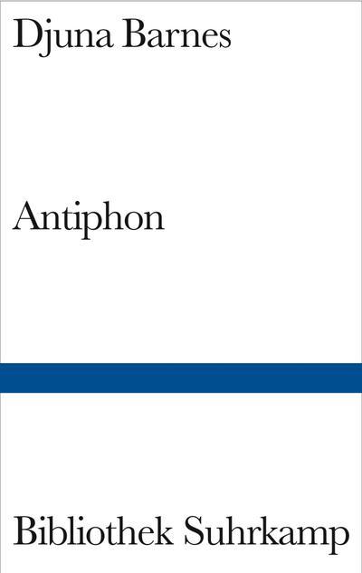 Antiphon (Bibliothek Suhrkamp)
