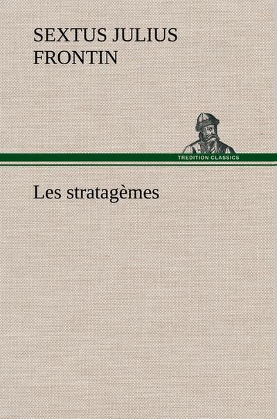 les-stratagemes, 19.17 EUR @ regalfrei-de