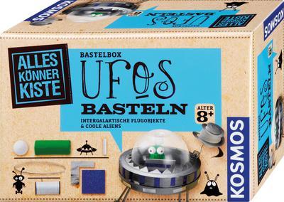 Kosmos 604127 - AllesKönnerKiste, UFOs basteln - Kosmos - Spielzeug, Deutsch, , Intergalaktische Flugobjekte & Colle Aliens, Intergalaktische Flugobjekte & Colle Aliens
