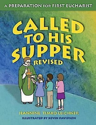 called-to-his-supper-a-preparation-for-first-eurcharist-student-book