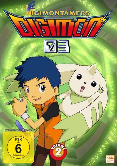 Digimon Tamers - Volume 2: Episode 18-34