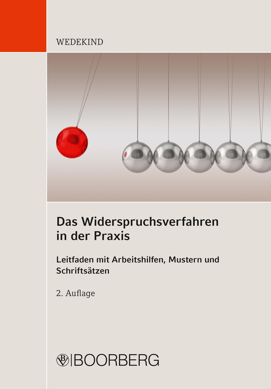 Das-Widerspruchsverfahren-in-der-Praxis-Birgit-Wedekind