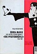 """Erika Mann und ihr politisches Kabarett """"Die  ..."""