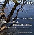 Die große Dramenbox: Hörspieledition (9 CDs)