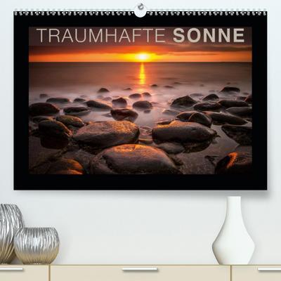 Calvendo Premium Kalender Traumhafte Sonne: Die Schönsten Sonnen-Auf- und Untergänge Teneriffas (hochwertiger DIN A2 Wandkalender 2020, Kunstdruck in Hochglanz)