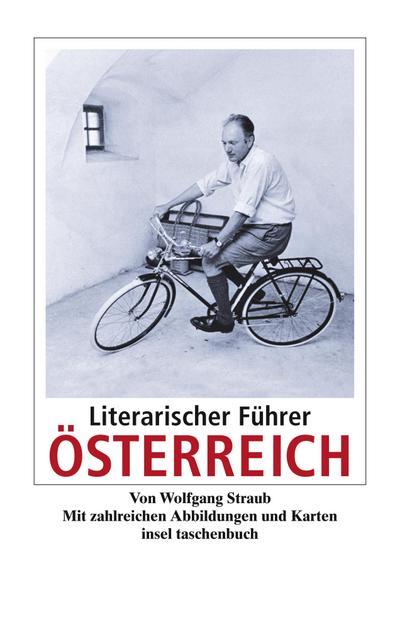 Literarischer Führer Österreich (insel taschenbuch)