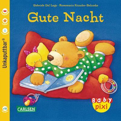 Baby Pixi, Band 13: VE 5 Gute Nacht