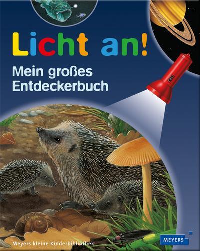 Mein großes Entdeckerbuch: Licht an!