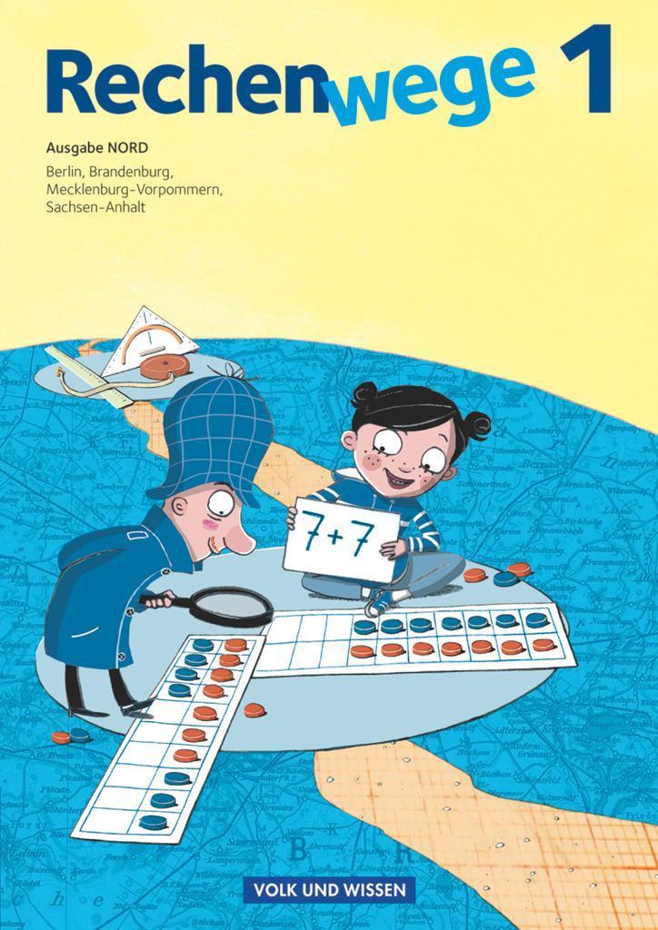 Rechenwege-Nord-1-Schuljahr-Schuelerbuch-Mandy-Fuchs