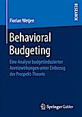 Behavioral Budgeting