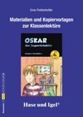 Oskar, der Superdetektiv / Silbenhilfe: Begleitmaterial