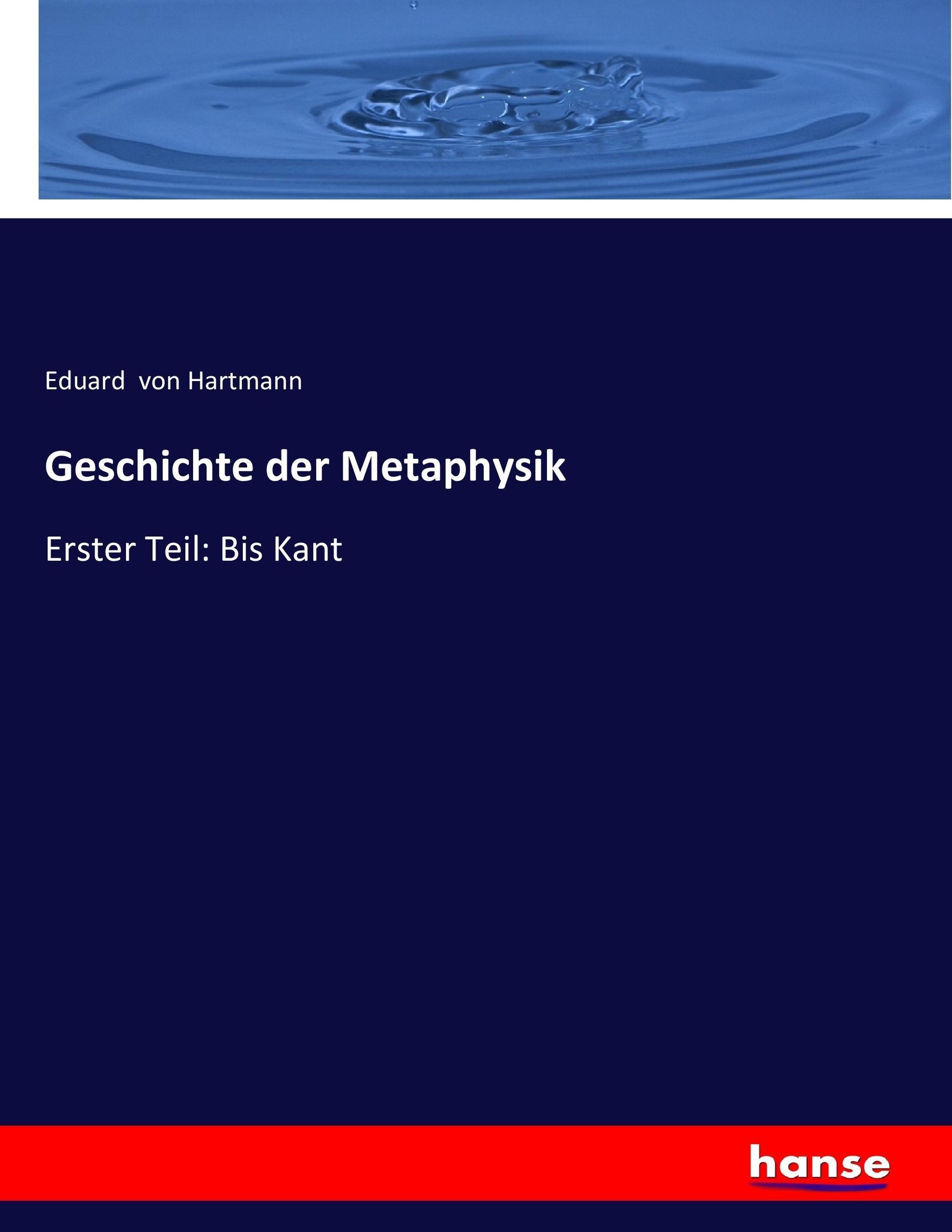 Geschichte-der-Metaphysik-Eduard-von-Hartmann