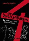 Die unsichtbaren 4, Bd. 2: Die Verfolgung des ...