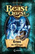Beast Quest - Kryos, der Eiskrieger: Band 28