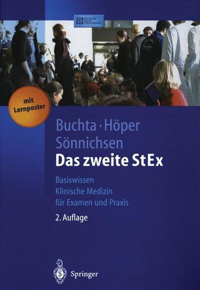 das-zweite-stex-basiswissen-klinische-medizin-fur-examen-und-praxis-springer-lehrbuch-