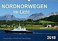 9783665894740 - Gabriele Rechberger: Nordnorwegen im Licht (Wandkalender 2018 DIN A3 quer) - Nordnorwegen im Licht: eine fotografische Reise durch die magische Küstenlandschaft Nordnorwegens (Monatskalender, 14 Seiten ) - Book
