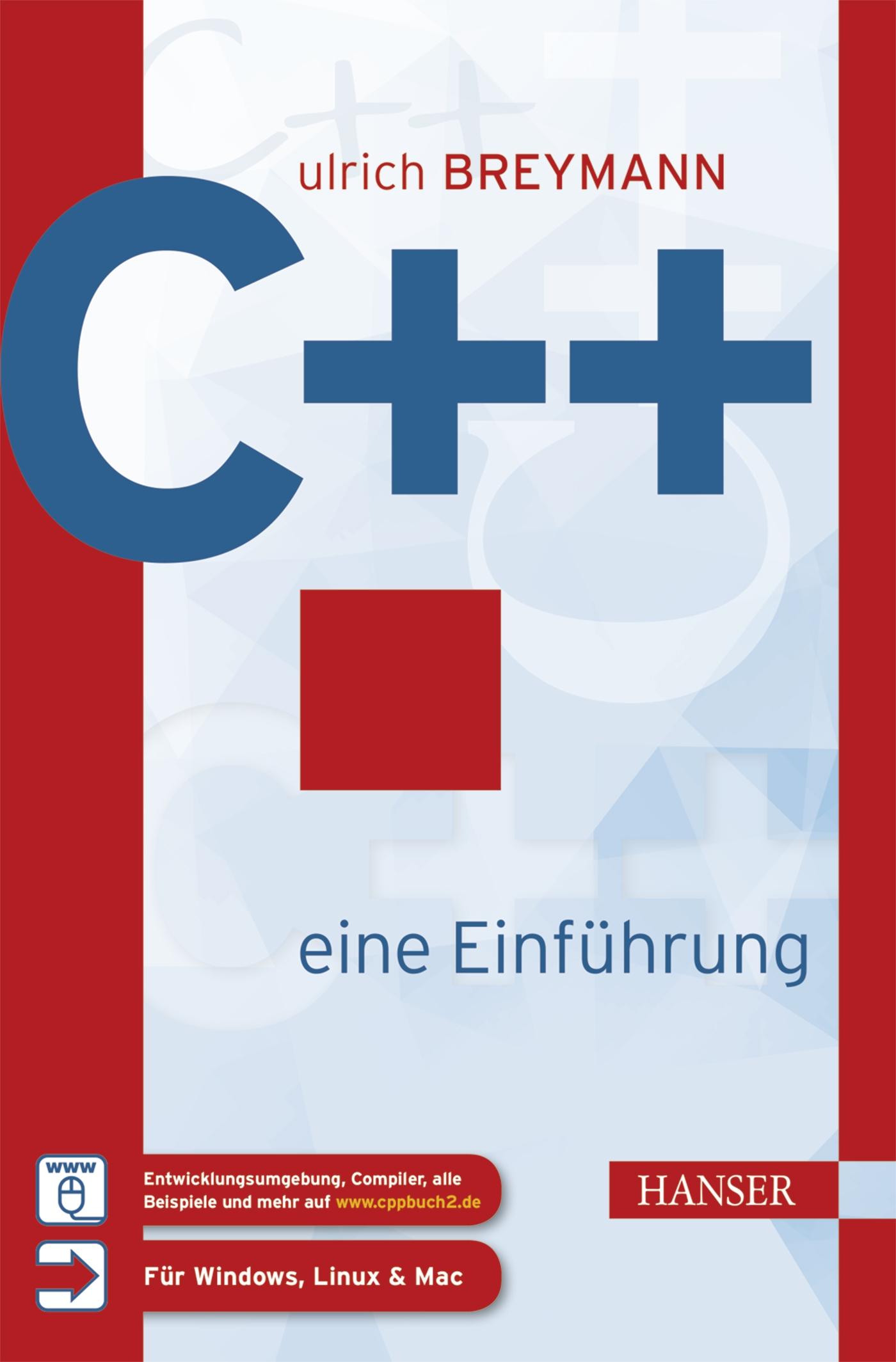 NEU C++ Ulrich Breymann 446373