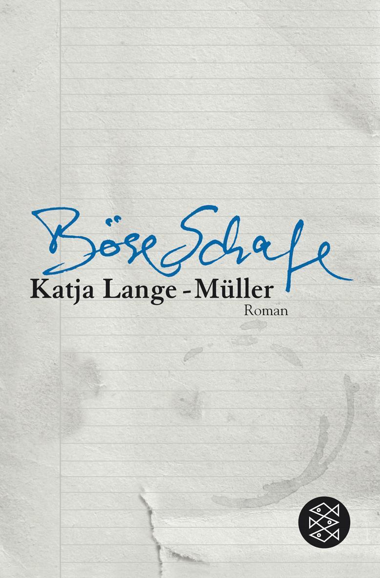 NEU Böse Schafe Katja Lange-Müller 156252