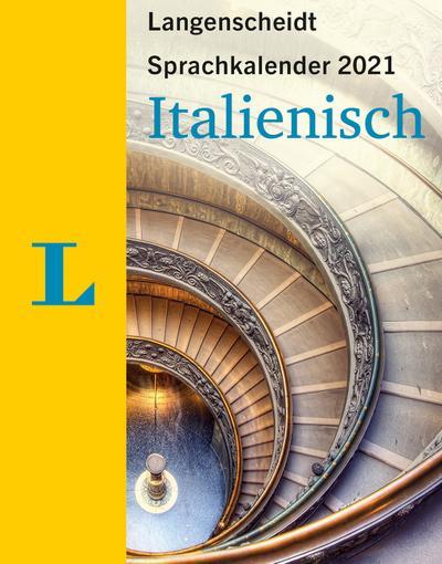Sprachkalender Italienisch 2021