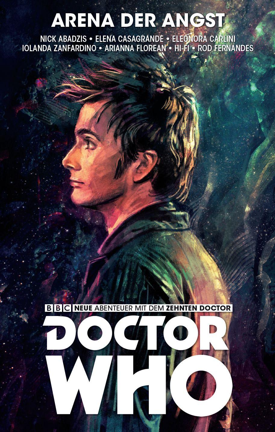 NEU Doctor Who - Der zehnte Doctor 5 Nick Abadzis 606625