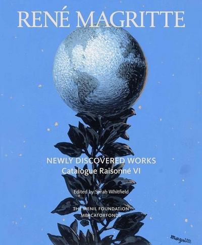 rene-magritte-newly-discovered-works-catalogue-raisonne-volume-vi-oil-paintings-gouaches-drawin, 11.70 EUR @ rheinberg