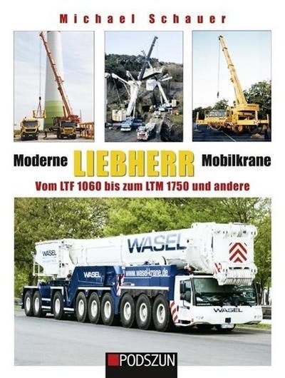 Moderne Liebherr Mobilkrane 03
