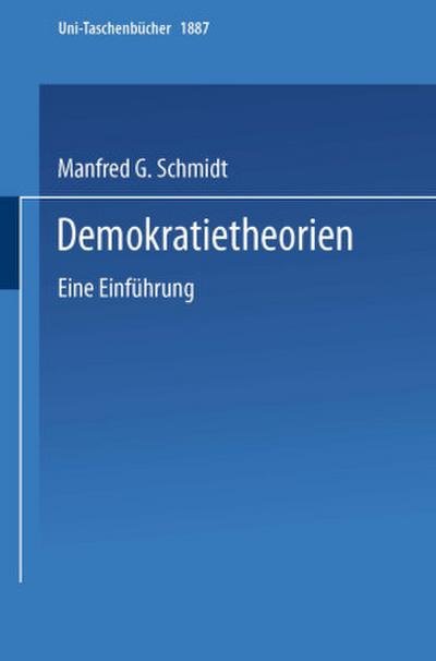 demokratietheorien-eine-einfuhrung-uni-taschenbucher-german-edition-utb-band-1887-