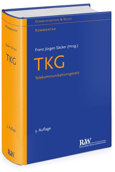 tkg-telekommunikationsgesetz-kommentar-kommunikation-recht-