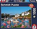Sommer auf dem Wasser (Puzzle)