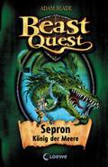 Beast Quest - Sepron, König der Meere: Band 2