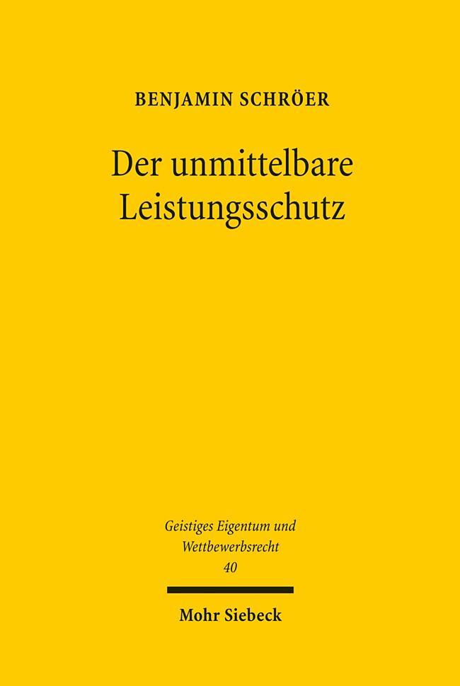 Der-unmittelbare-Leistungsschutz-Benjamin-Schroeer