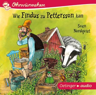Wie Findus zu Pettersson kam (CD): Ungekürzte Lesung mit Musik, ca. 30 min.