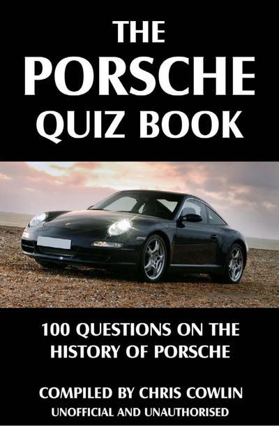Porsche Quiz Book