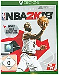 NBA 2K18, 1 Xbox One-Blu-ray Disc