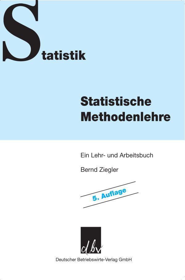 Statistische-Methodenlehre-Bernd-Ziegler