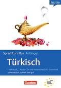 Lextra - Türkisch - Sprachkurs Plus: Anfänger: A1-A2 - Selbstlernbuch mit CDs und kostenlosem MP3-Download