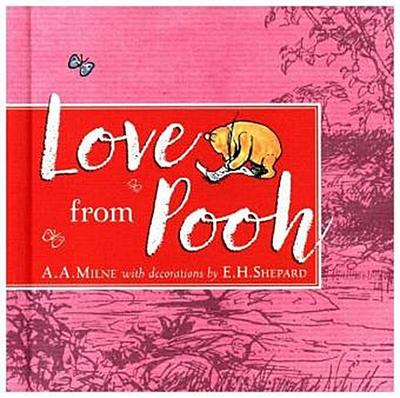 Winnie the Pooh: Love from Pooh