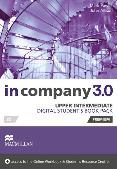 in-company-3-0-upper-intermediate-digital-students-book-package-premium, 33.25 EUR @ regalfrei-de