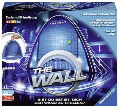 Ravensburger Spiele 26786 - The Wall, Quizspiel, das Spiel zur TV Show - Ravensburger Spielverlag - Spielzeug, Deutsch, , Das große TV-Quiz, Das große TV-Quiz