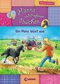 Hanna und Prof. Paulchen - Ein Pony büxt aus: ...