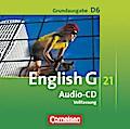 English G 21. Grundausgabe D 6. Audio-CDs
