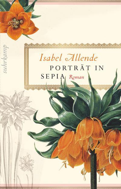 Porträt in Sepia: Roman (suhrkamp taschenbuch)