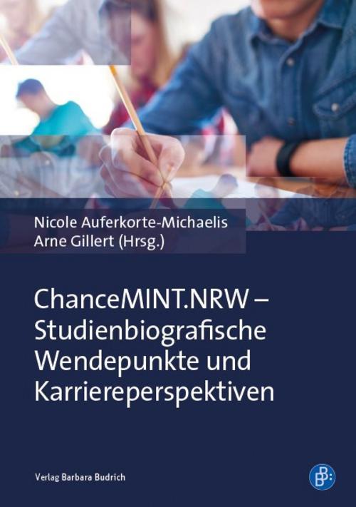 NEU ChanceMINT.NRW - Studienbiografische Wendepunkte und Karrierepers... 420507