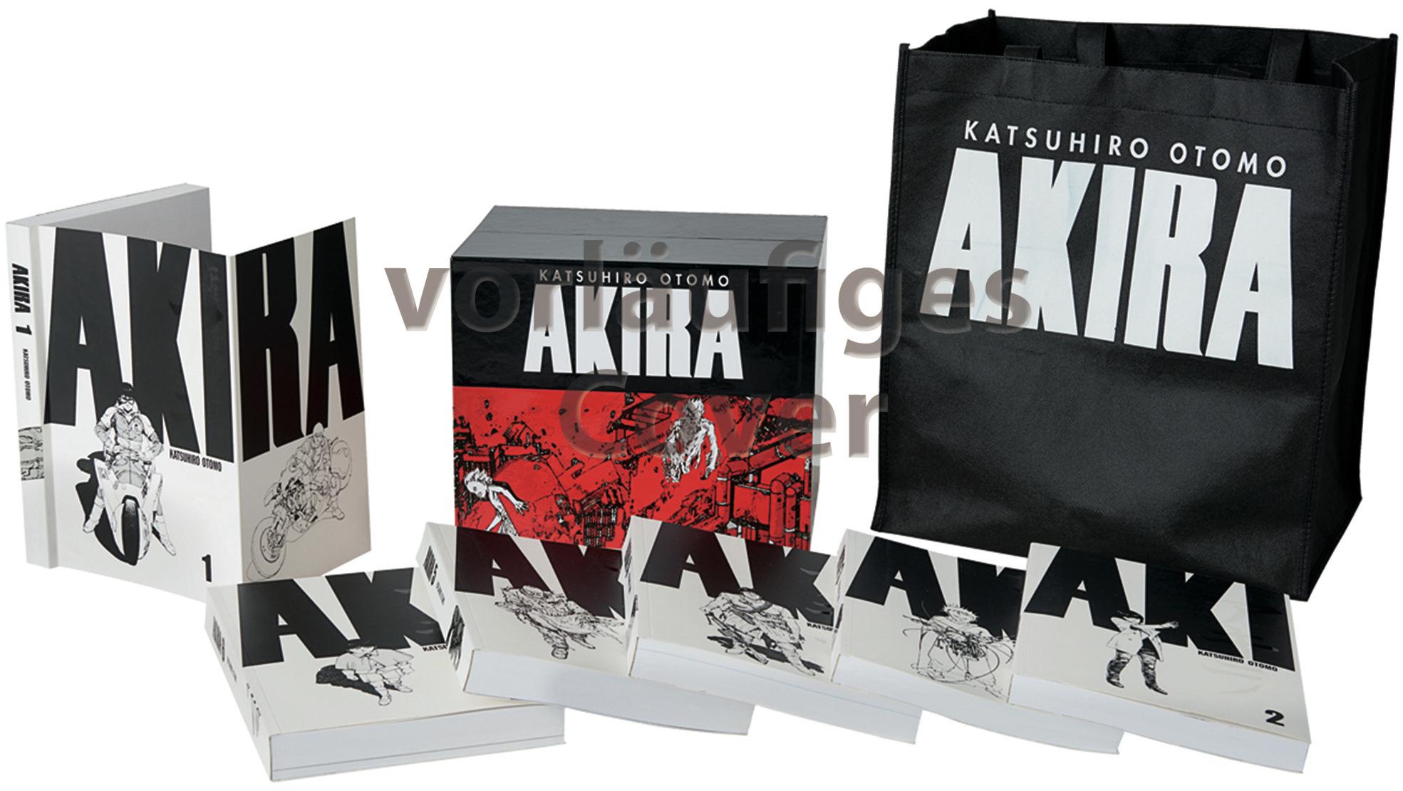 Akira-Farbige-Gesamtausgabe-in-limitierter-Box-Katsuhiro-Otomo