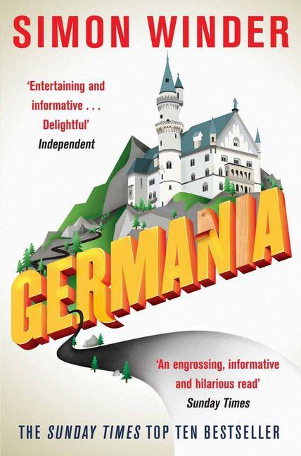 Germania Simon Winder 9780330451406